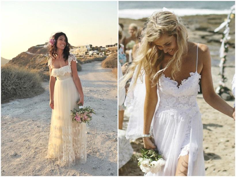 Vestido de noiva praia 2