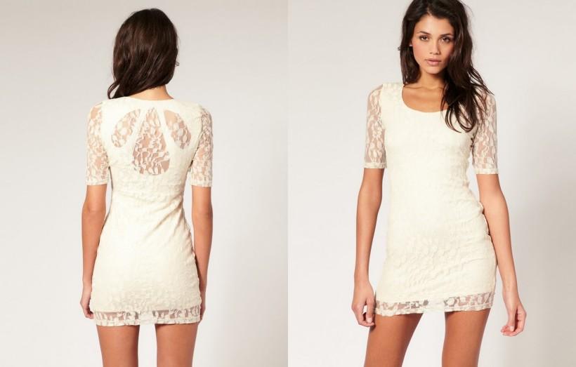 mini vestido de renda 7
