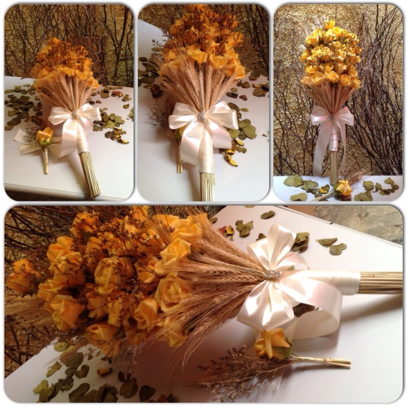 bouquet-de-rosas-e-trigos-i-buque-trigos