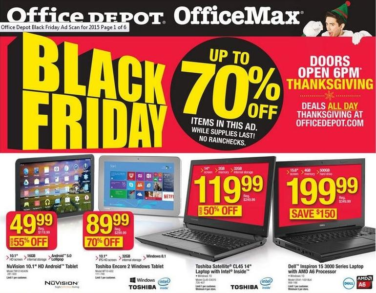 office-depot-officemax-black-friday-2015-ad-desktops-chromebook-laptops-tablets-windows-deals-sale