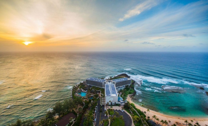 TurtleBayResort_AerialOceanSunset_MC2015-copy-1024x622
